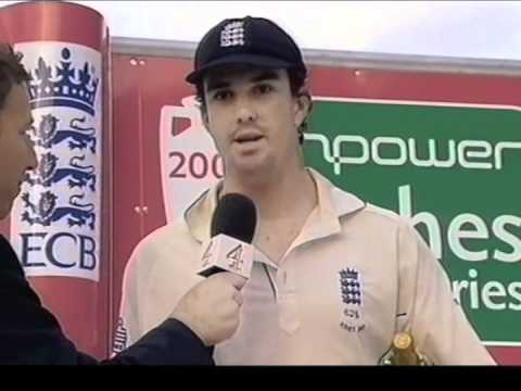 Channel 4 Cricket: 2005 Ashes Interviews and Presentation Ceremony