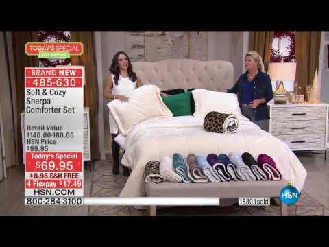HSN | Soft & Cozy Gifts 10.26.2016 - 04 PM
