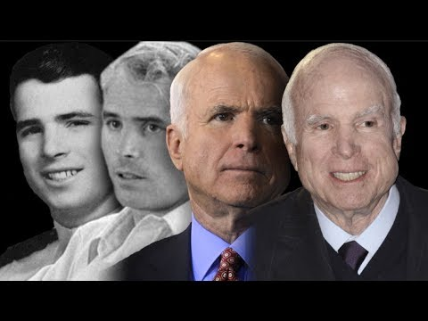John McCain, the Senate's Most Influential Hawk, Is Dead
