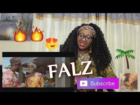 FALZ- JeJe (Reaction) by #IAmSabyna