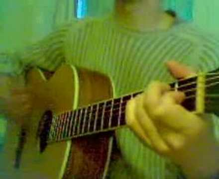 partition guitare i lost my baby