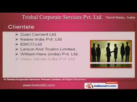 Labour Consultancy Services By Trishul Corporate Services Private Limited, Chennai