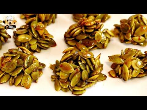 Pumpkin Seed Trail Mix