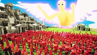 NEW Incredible Supreme God VS Every Unit In TABS (Totally Accurate Battle Simulator Funny Gameplay)