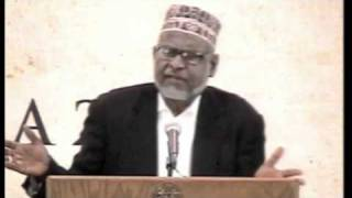 Hasan Hakeem at 2010 MKA USA Ijtema Part 1