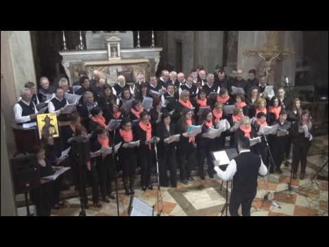 Coro San Giorgio e Coro Tre Ponti - Sister act Choral medley