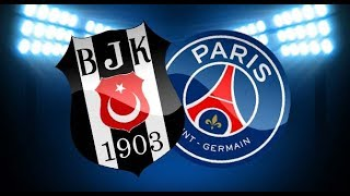 Paris Saint Germain - Beşiktaş PES 2018 Türkçe spiker