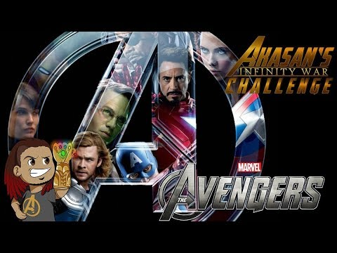 Avengers : 2012 Live Reaction Stream Party InfinityWarChallenge Movie 6 of 18