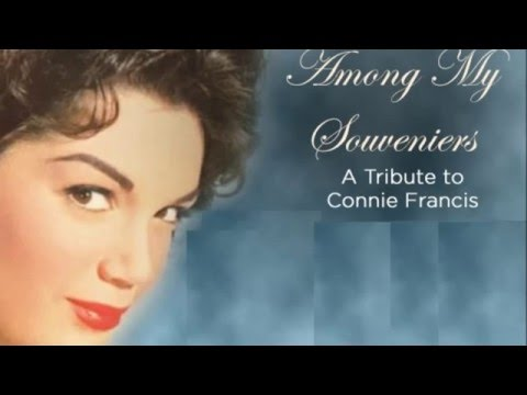 Connie Frances -The pop music star in the 1950s and