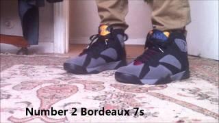 Top 5 Air Jordan On Feet