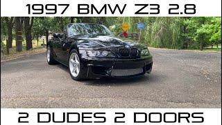 1997 BMW Z3 Review - The German Miata