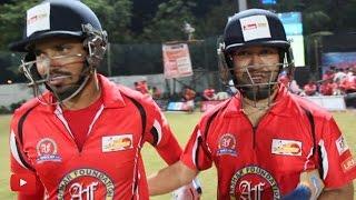 देखिये भोजपुरी कलाकारों का क्रिकेट मैच | Nirahua VS Ravi Kishan | BIPL 2017