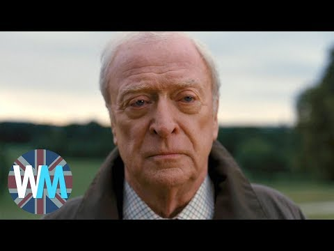Top 10 Michael Caine Performances