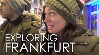 EXPLORING FRANKFURT - Daily Vlog # 7
