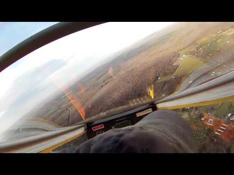 CGS Hawk discovery flight