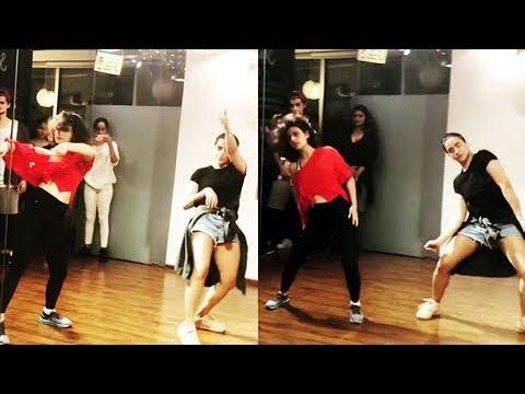 Fatima Sana Shaikh Sanya Malhotra H0T DANCE VIDEO