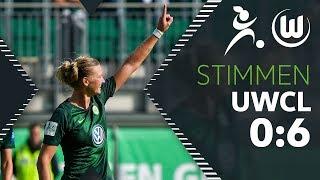 """""""Muss erstmal so viele Tore machen""""   Atletico Madrid - VfL Wolfsburg   Women"""
