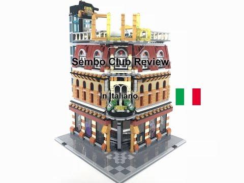 Presentazione del Sembo Club SD6991 in Italiano