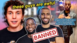 "These ""Alpha Males"" Were Banned From TikTok"