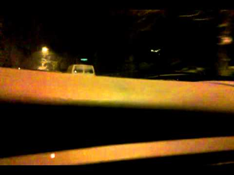 Schumin Web Video Journal: Driving home, January 11, 2011 (1 of 2)