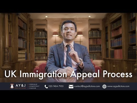 UK Immigration Appeal Process