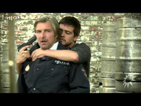 schiet training van de cast van flikken maastricht - youtube