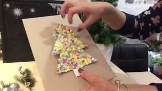 Украшаем подарки своими руками к новогодним праздникам! making gifts