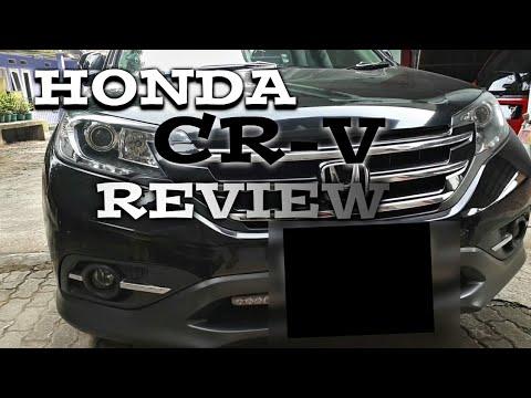 Honda CR-V RM 2.0 MT 2014 | Indonesia