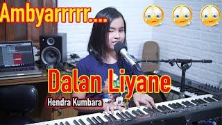 Dalan Liyane Hendra Kumbara Live Cover Putri Ariani