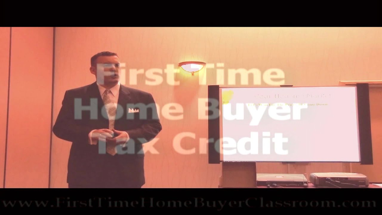 first time home buyer tax credit explained youtube. Black Bedroom Furniture Sets. Home Design Ideas