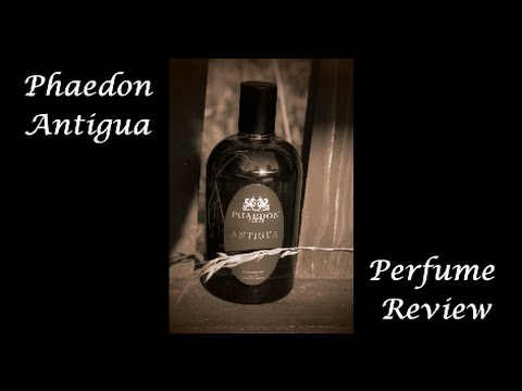 Phaedon Antigua - Review