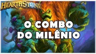 HEARTHSTONE - O COMBO DO MILÊNIO! (WILD OTK MALYGOS DRUID)