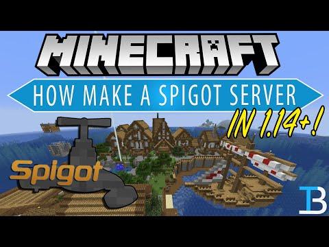 How To Make A Spigot Server in Minecraft 1.14из YouTube · Длительность: 18 мин23 с