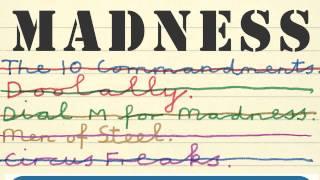 Madness - Powder Blue