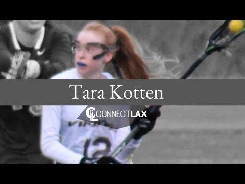 Tara Kotten Lacrosse Highlights - NY 2020 - Att, Mid