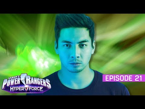 Power Rangers RPG | HyperForce: Enter The Green Ranger [1x21]