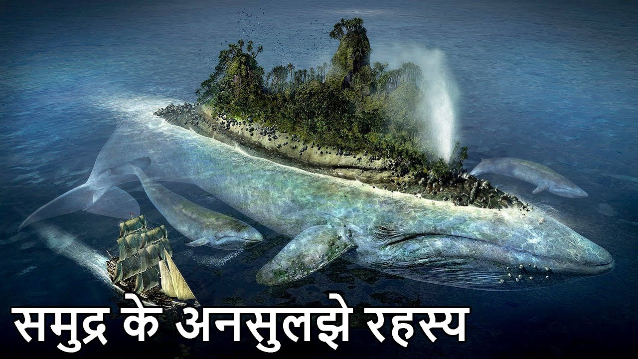 Unsolved Mystery Of Sea in Hindi