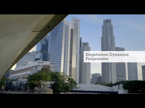 Negotiation Dynamics