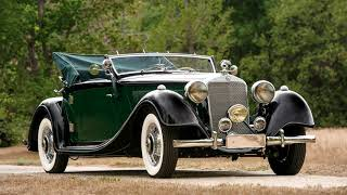 Mercedes Benz 320 Cabriolet A W142 1937–42