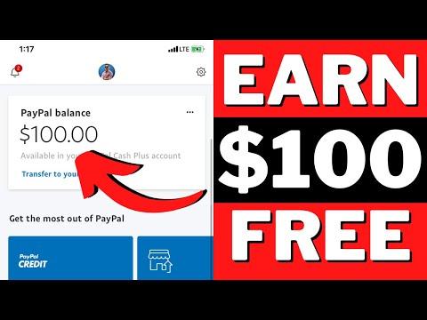 Earn $100.00 Per Day Taking SURVEYS! (Earn Free PayPal Money) | Get Paid to Take Surveys 2021