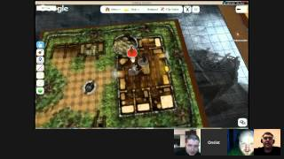 Pathfinder Role Playing Game Session 1