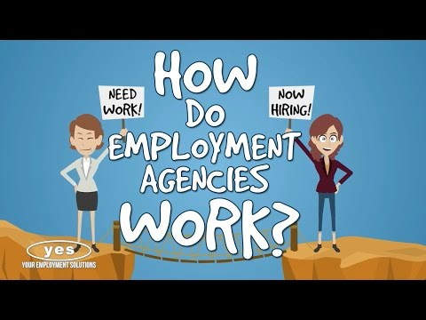 How Do Employment Agencies Work?