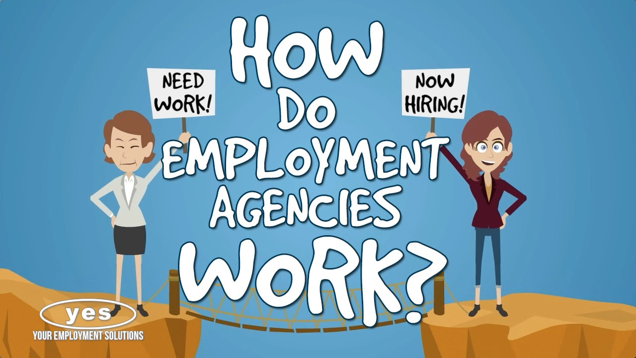 how do employment agencies work how do employment agencies work
