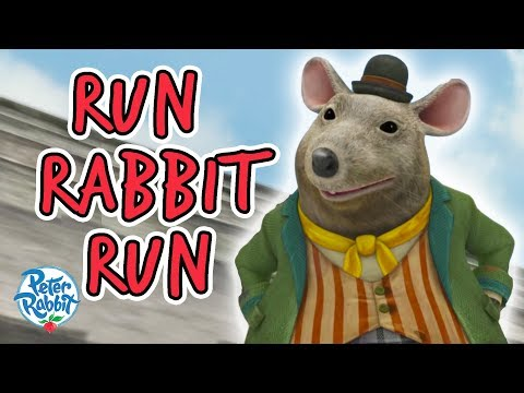 Peter Rabbit - Run Rabbit Run | Tales of Nature and Friendship