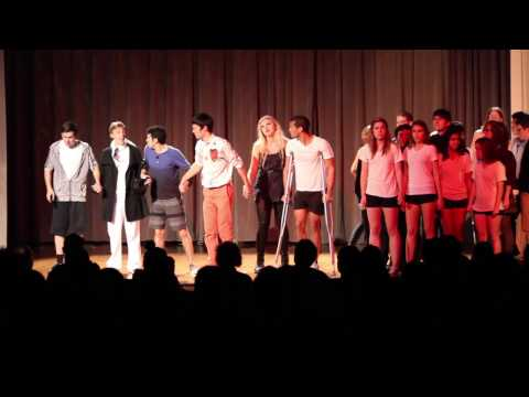 AGON: A New Musical - Finale