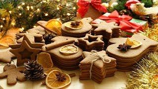 Имбирное печенье (Очень Простой и Вкусный Рецепт ) / Yılbaşı Kurabiyesi Tarifi / Ginger Cookies
