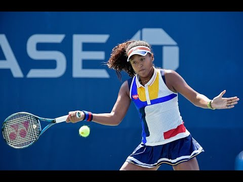 2017 US Open: Naomi Osaka R3 Press Conference