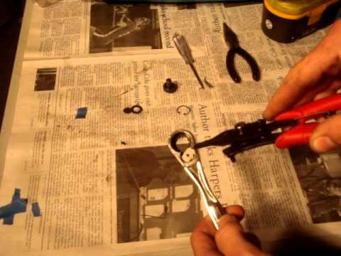 How to fix/reassemble a ratchet