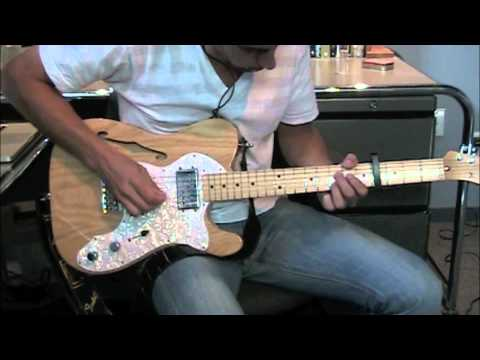 Guitar Tutorial: One Thing Remains - Jesus Culture - YouTube
