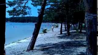 Смотреть видео база отдыха белое озеро